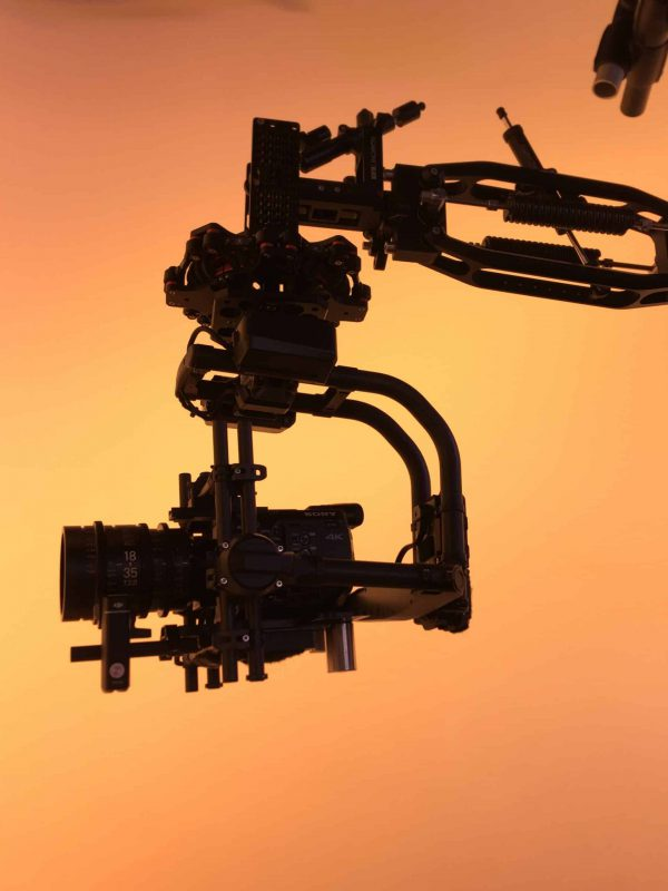 Black Arm with Motion House's Movi Pro