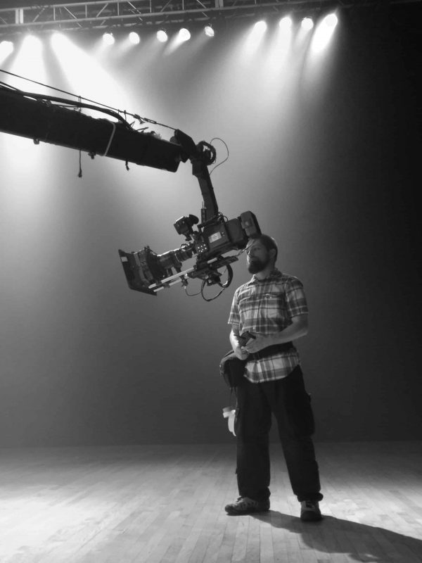 Motion House Jib with large camera
