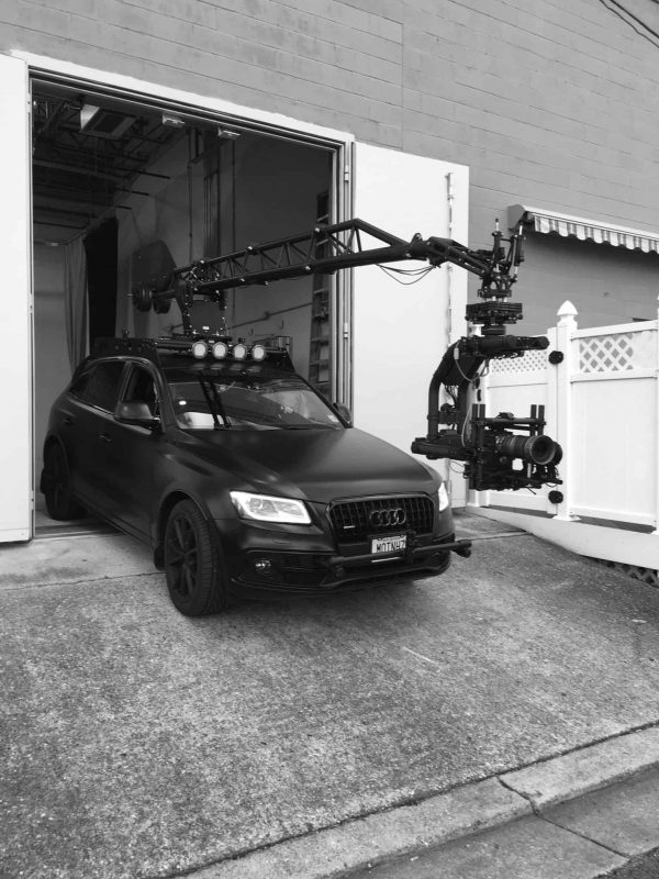 Mantis Camera Car with Movi XL