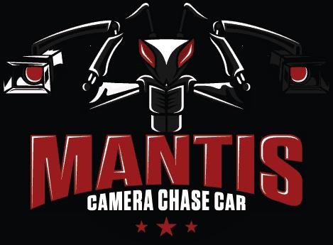 Mantis camera car logo