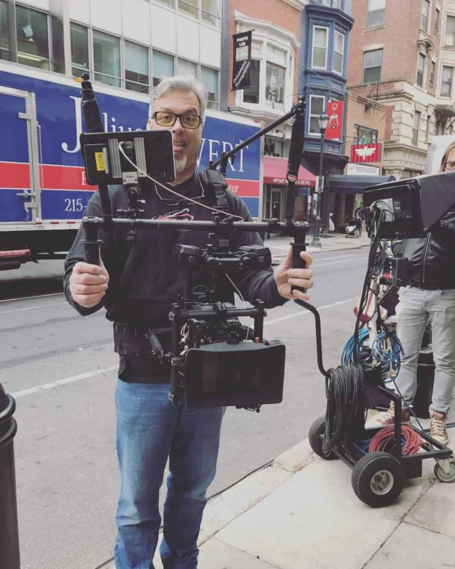 Movi Pro in the Ready Rig