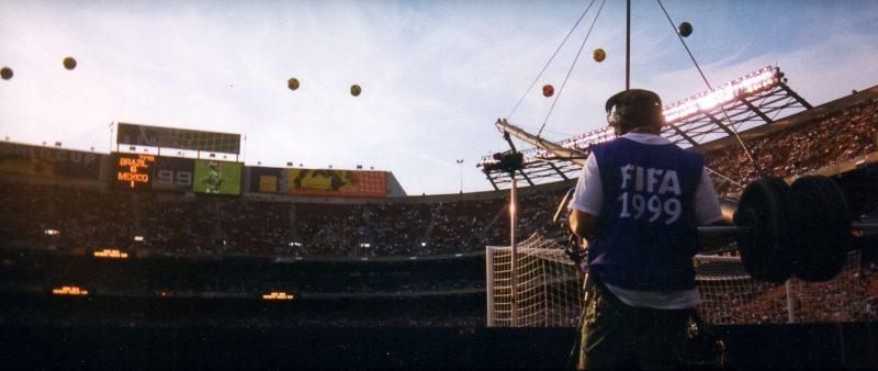 Jibbing World Cup soccer 1999