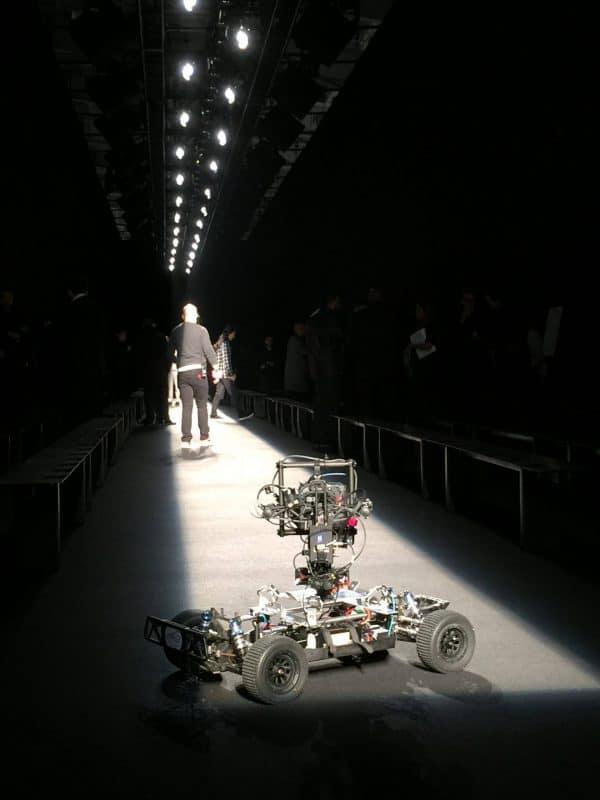LoMo shooting at Fashion Show