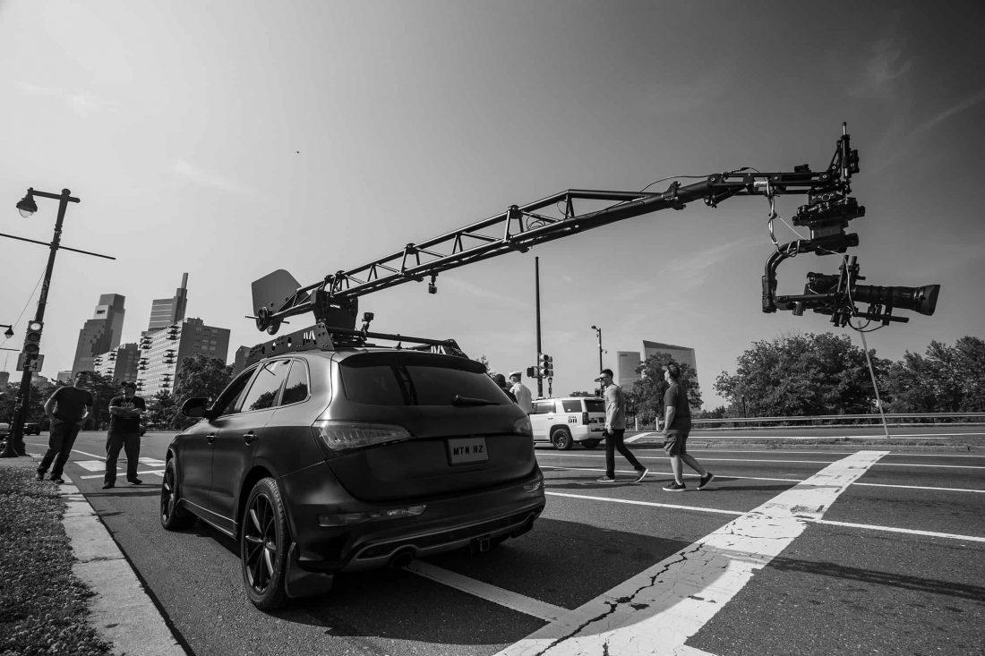 Mantis Camera Car