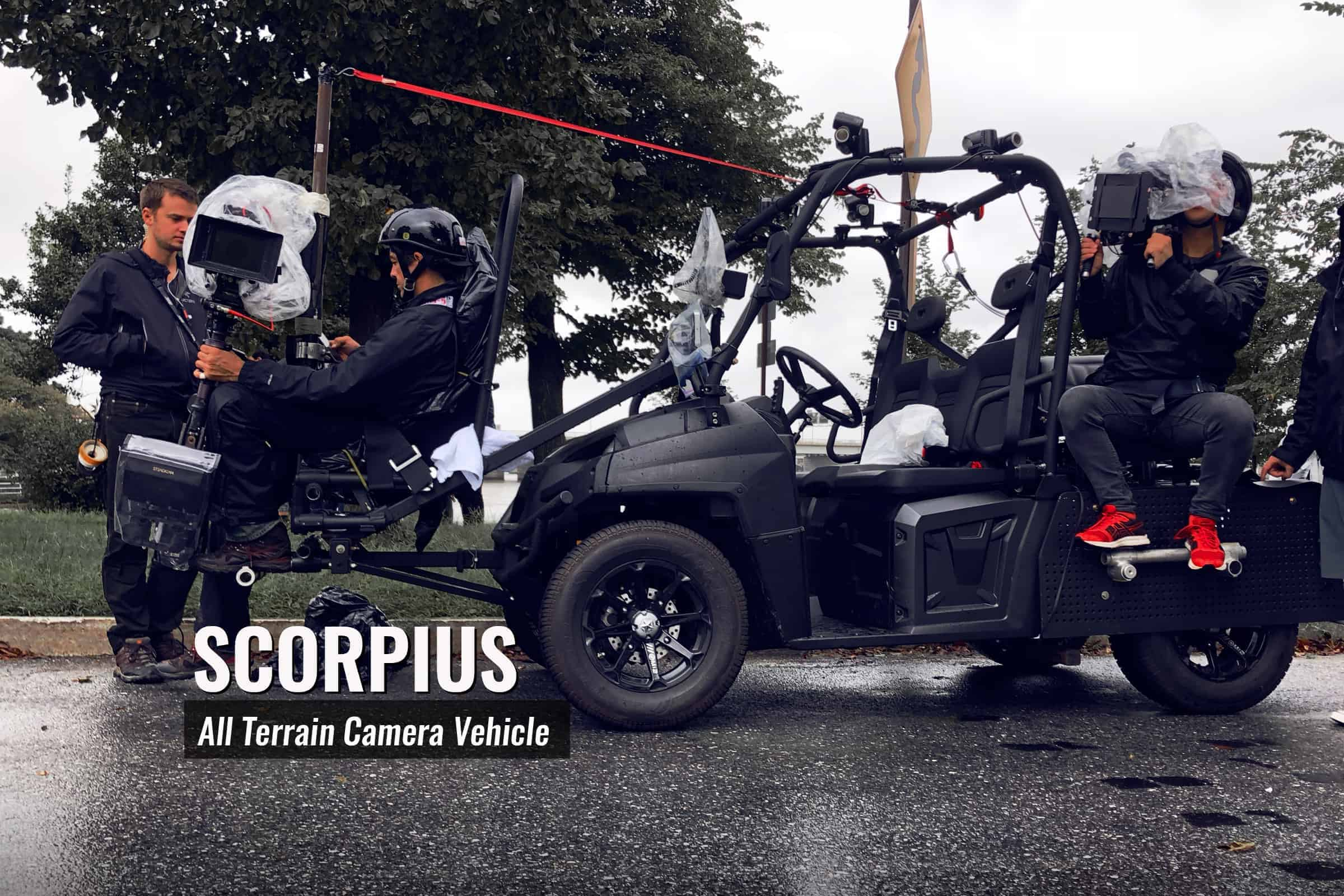 Scorpius Camera Vehicle by Motion House