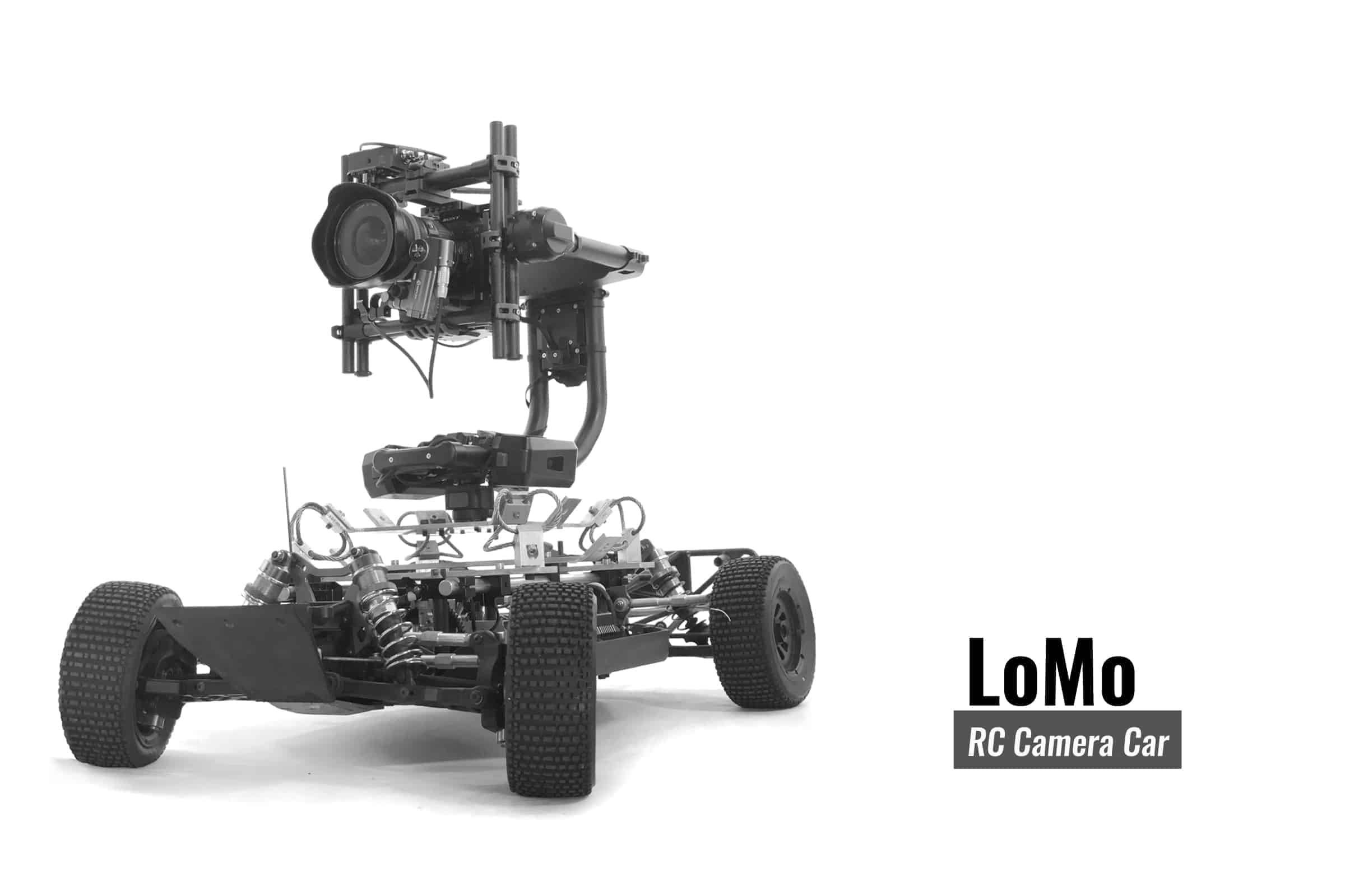 LoMo RC Camera Car by Motion House